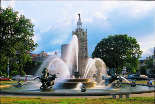 J.C.Nichols Memorial Fountain