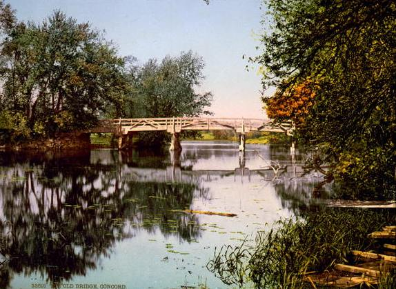 Concord River at Old Bridge